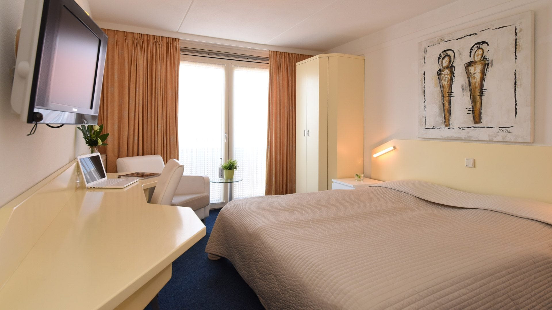 Rooms - Hotel Nehalennia