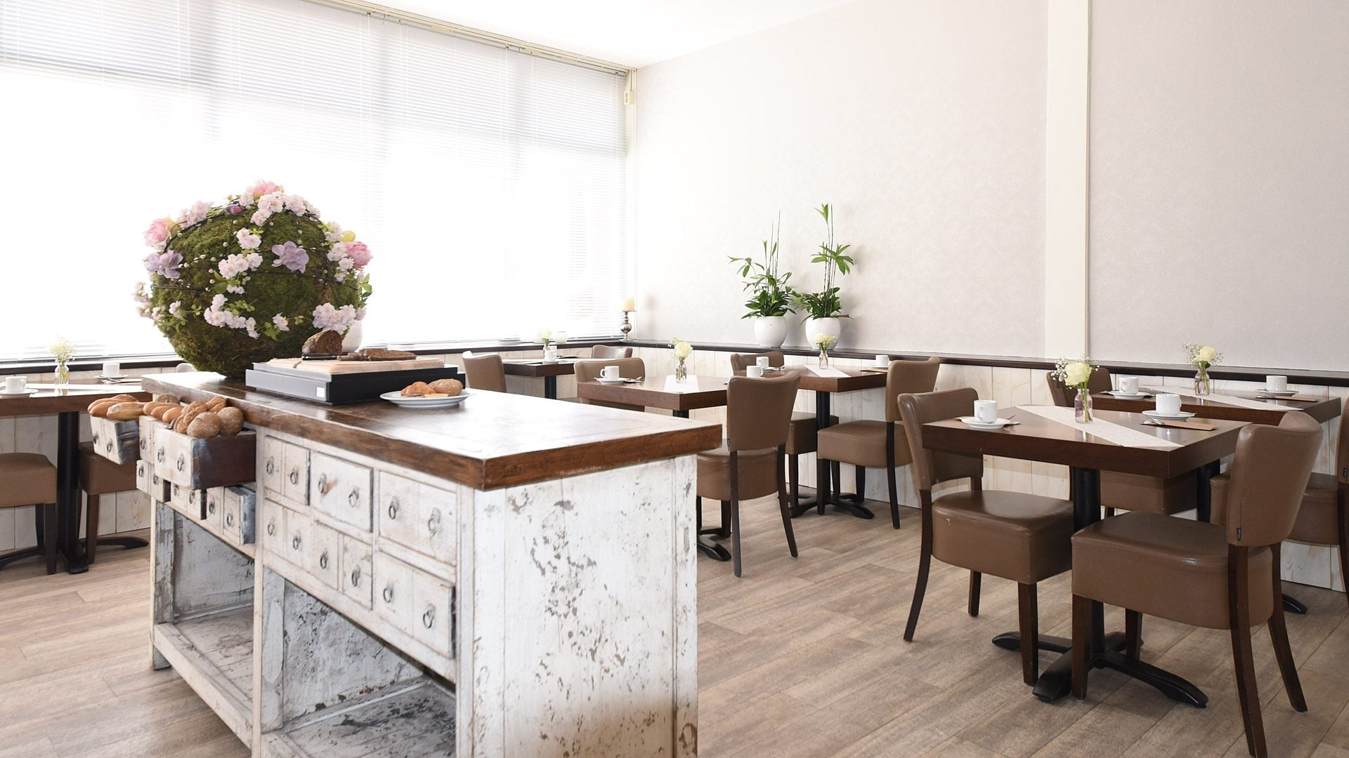 Ontbijt - Hotel Nehalennia